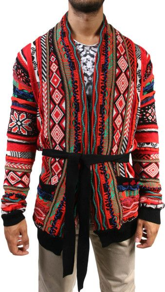 jaquard cardigan Laneus Outlet Store Fast Delivery Sale Online Perfect Discount Sneakernews ndQFlja
