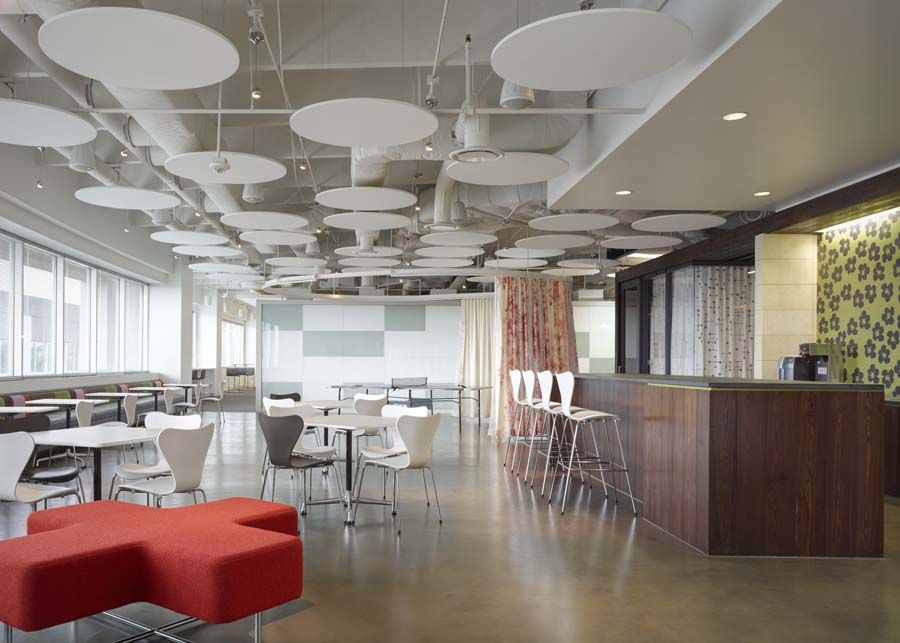 Office space design trends workspace design trends the for Office space design companies