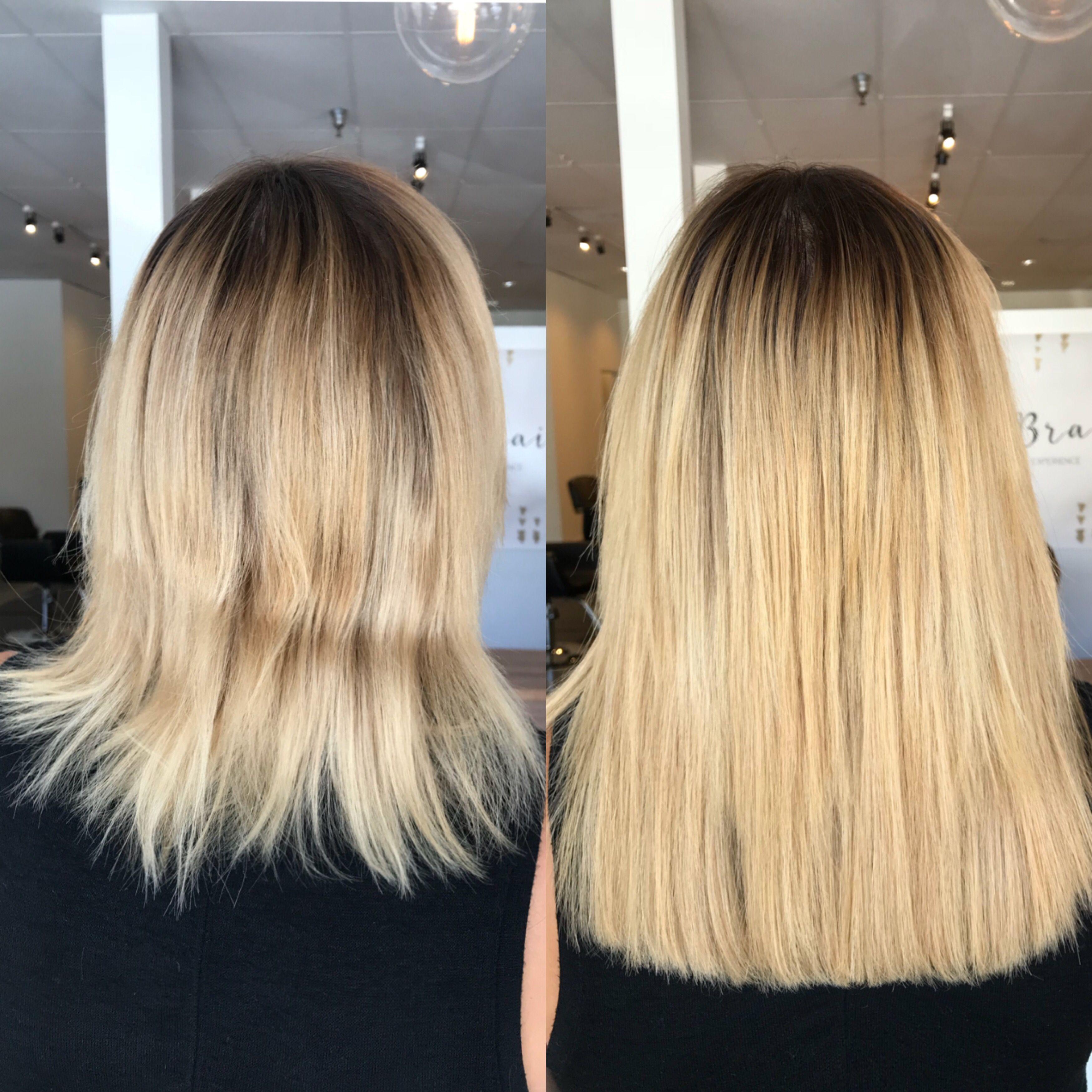 Hair Extensions Transformation Hair Extensions Hair Long Hair Styles