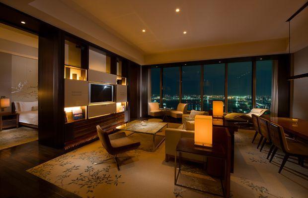 """最高級のおもてなしがここに!一度は泊まりたい""""超高級ホテル""""東京都内 ..."""