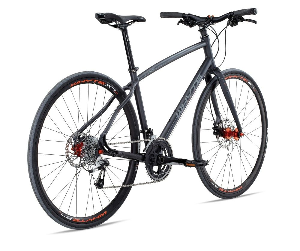 Stirling 999 Whyte Bikes Hybrid Bike Bike Bicycle