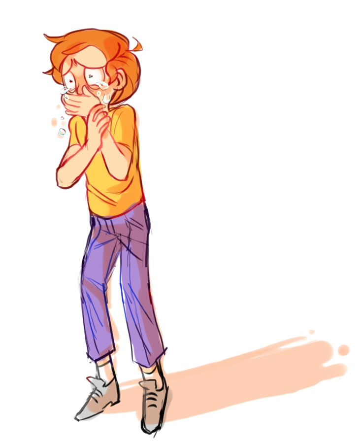 ttoba's Art Blog — I've fallen for Rick and Morty and I can't get up,...