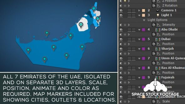 United arab emirates map kit infographics envato videohive buy united arab emirates map kit by spacestockfootage on videohive united arab emirates map kit united arab emirates map kit is a handy after effects gumiabroncs Images