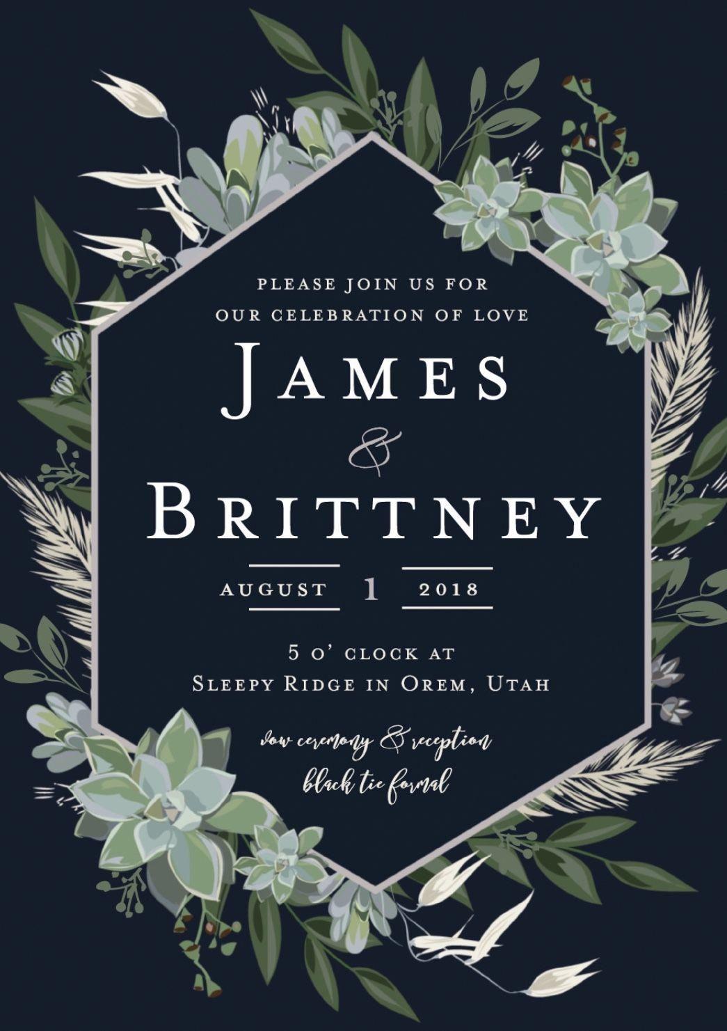 Wedding When To Send Invitations