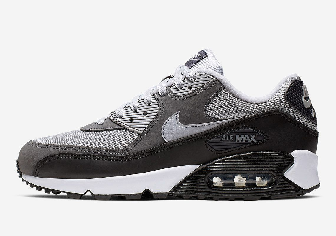 Release information for Nike Air Max 90 Greyscale CN0194 002