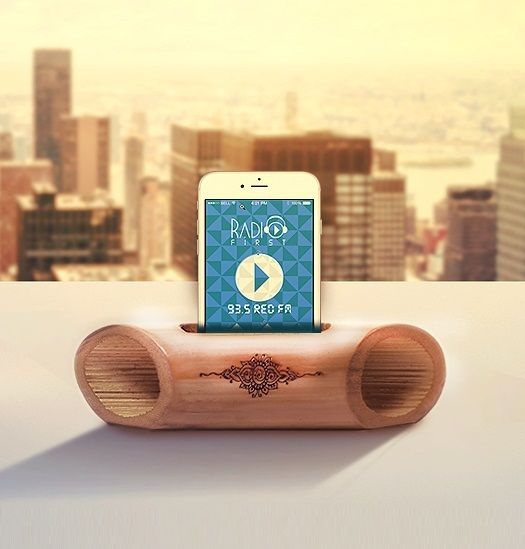 Bamboo speaker handarbete pinterest tr sl jd - Ghigliottina affetta salame ...