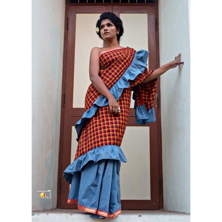 Pin by 9937747449 on INDIAN ACTRESS | Indian actresses, Saree, Fashion