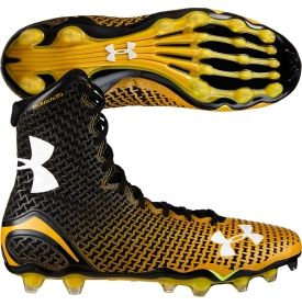 under armour highlight mc black and gold