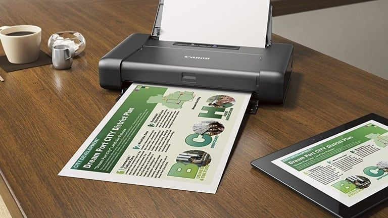 Top 10 Best Portable Printers In 2021 A Comparison Reviews Best Portable Printer Portable Printer Printer