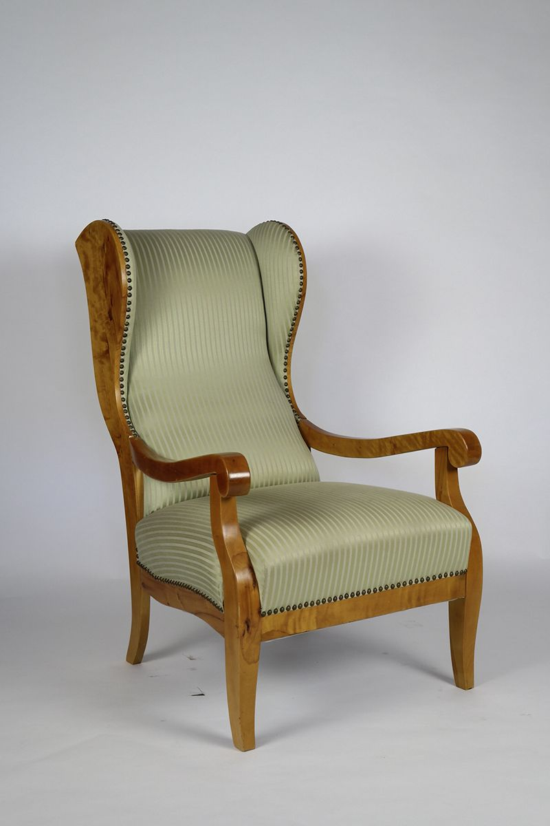 Sessel Biedermeier Biedermeier Ohrensessel Meble Furniture Armchair Und Home Decor
