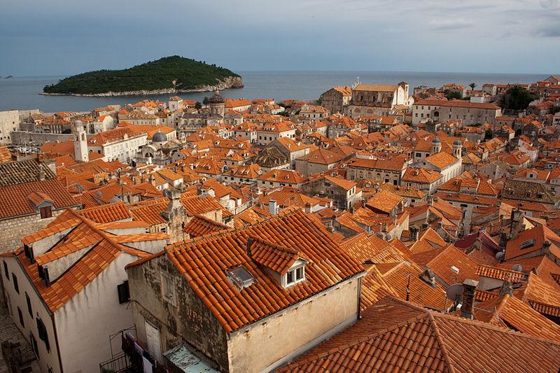 Dubrovnik X0025 Liste Des Villes En Croatie Wikipedia List Of Cities City Of Zagreb Croatia