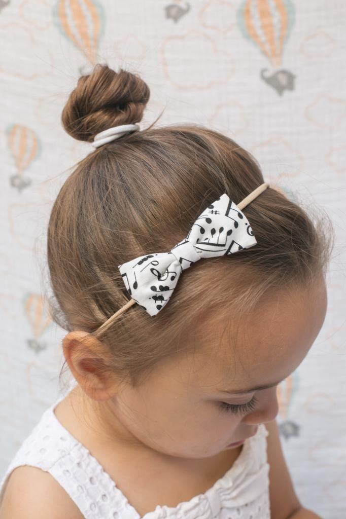 """Limited Edition Avery Bow in """"Melody"""""""