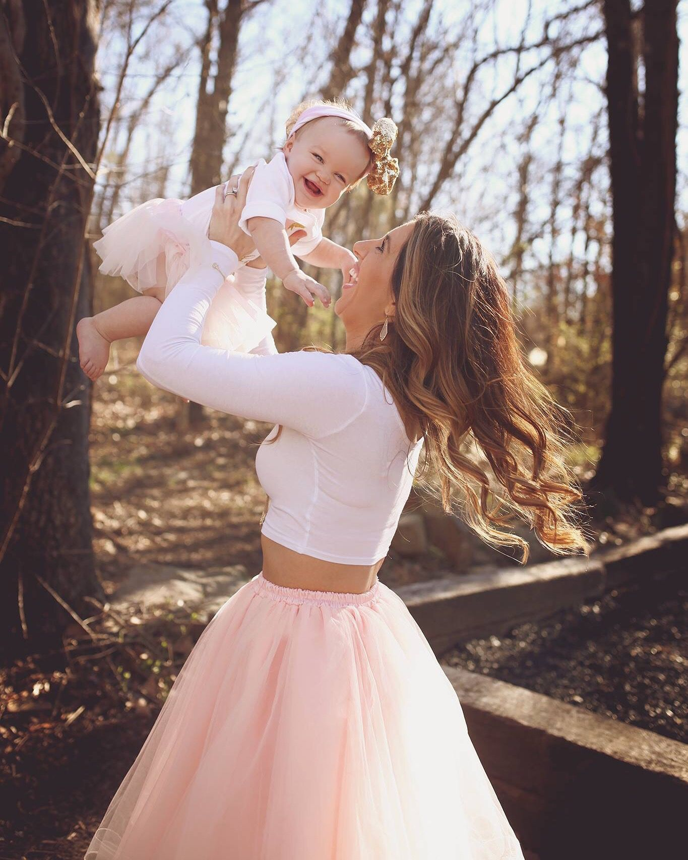 Mommy And Me Photo For First Birthday Baby Girl Ideas