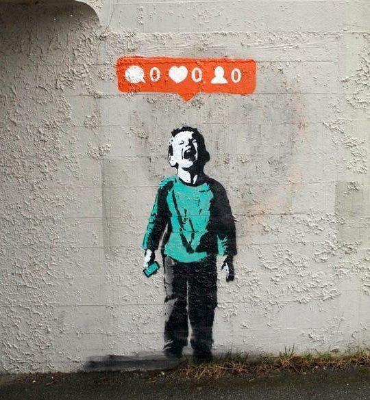 Banksy Nin 189 Duvar Resmi Grafitisi Ve Sokak Sanati Banksy Sokak Sanati Graffiti Art