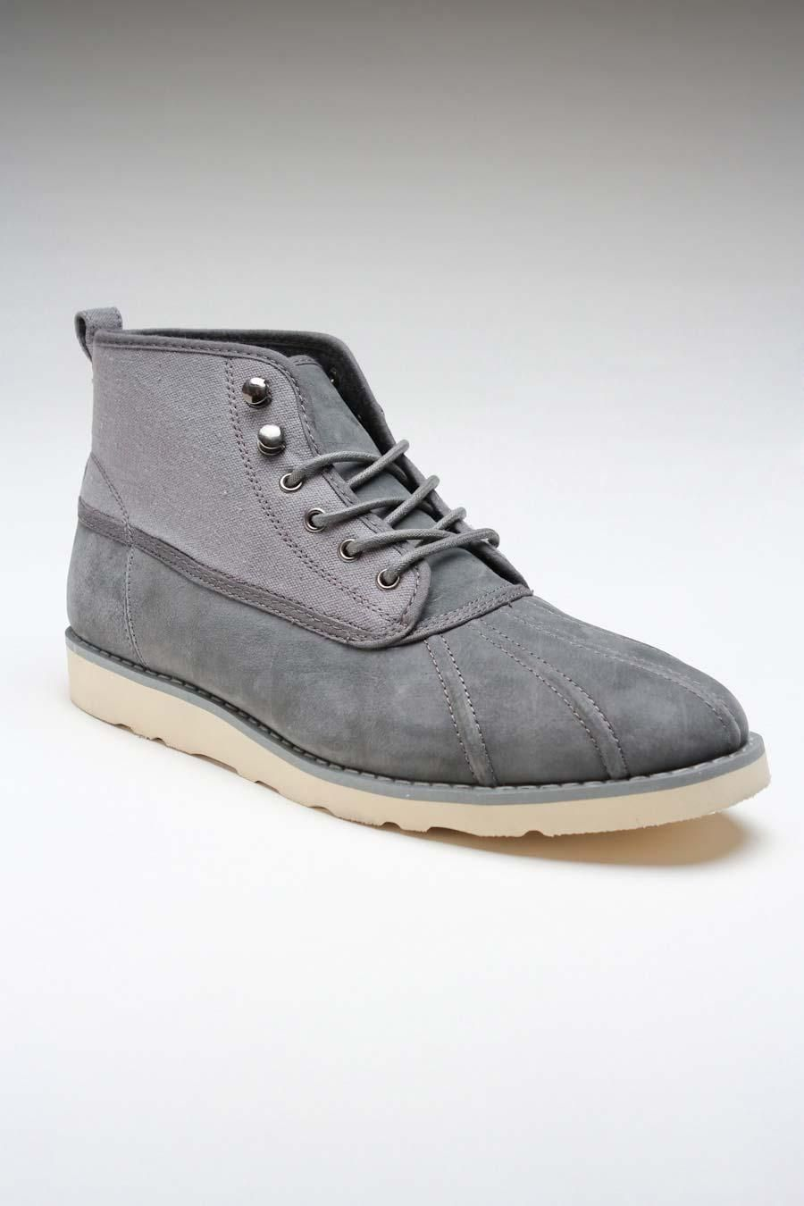 GENERIC SURPLUS DUCK BOOT CANVAS/NUBUCK, he really needs these