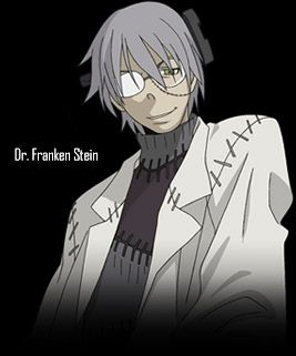 Image about Frankenstein in Soul Eater by Caterina Mirabelli
