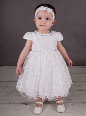 Robe pour petite fille de 6 mois