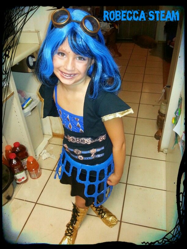 Robecca Steam from Monster High Cosplay. Ste&unk  sc 1 st  Pinterest & Robecca Steam from Monster High Cosplay. Steampunk   Cosplay and ...