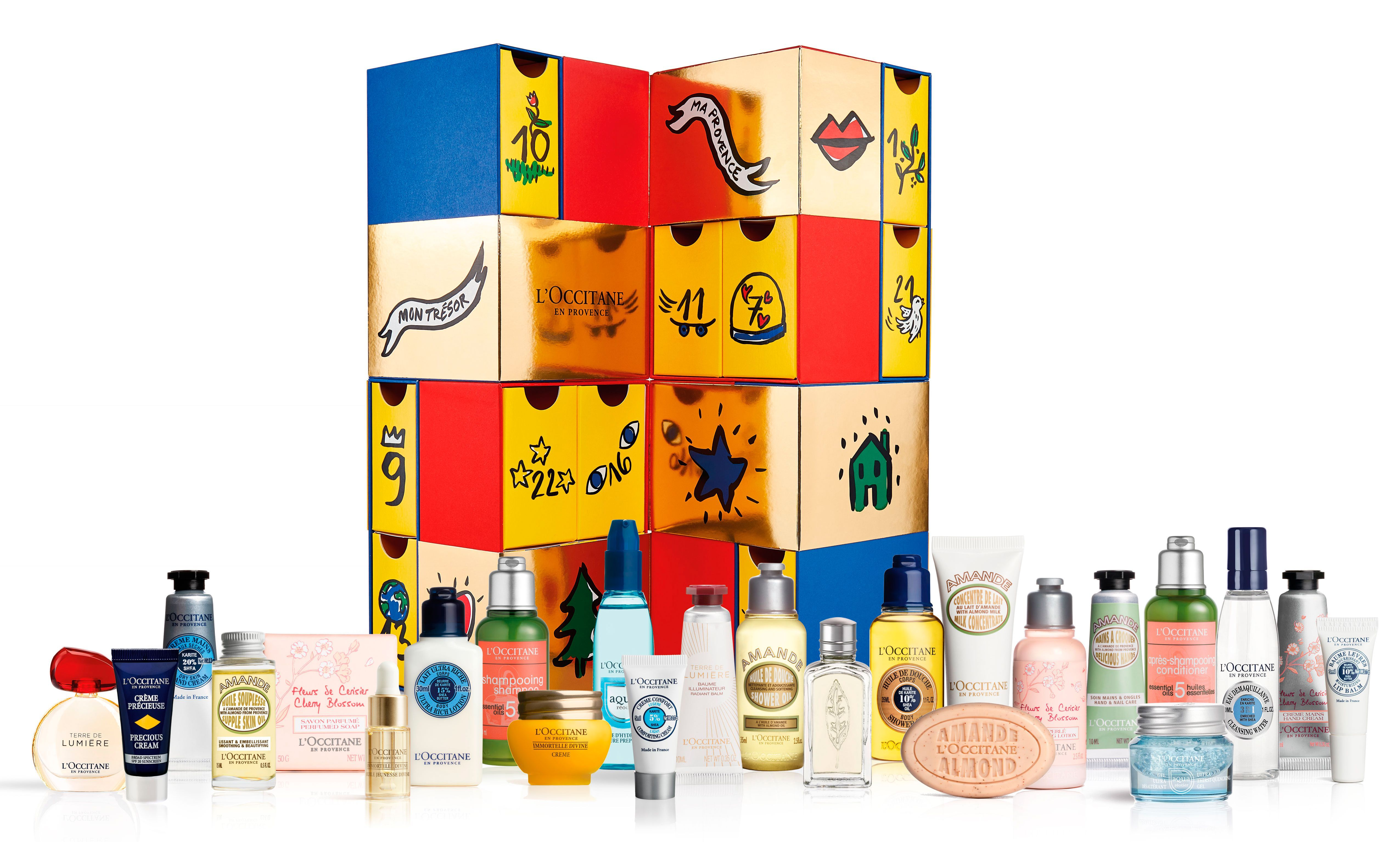 OMG, the LUSH 2020 beauty advent calendar is here Best