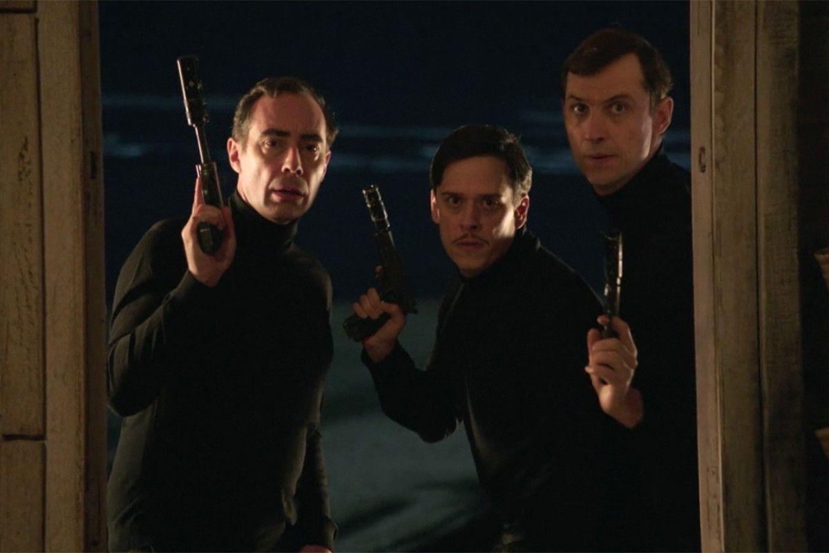 A Very Secret Service On Netflix The Wacky French Spy Comedy Is