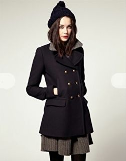 Ladies Peacoat Photo Album - Reikian