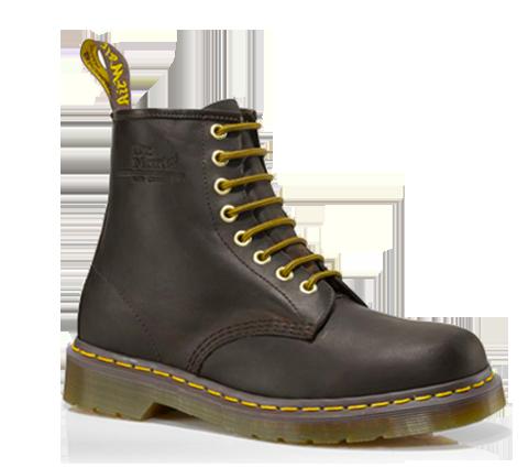Dr Martens 1460 AZTEC CRAZY HORSE - Doc Martens Boots and Shoes, Size 8