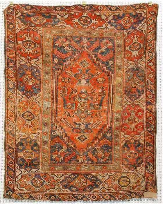 Old And Antique Carpets At Auction House Hull