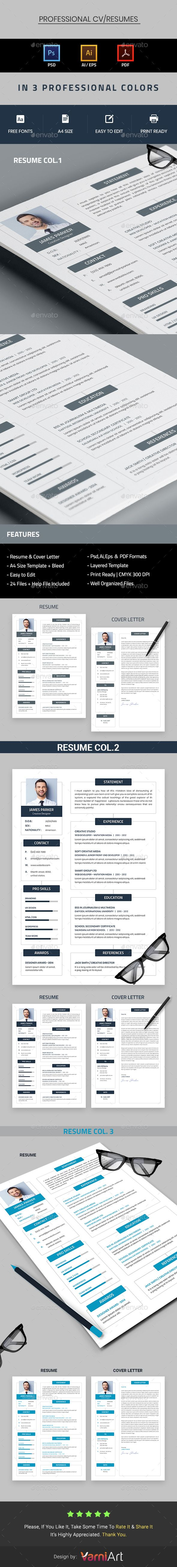 Resume Template Resume cover letters