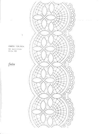 500 PLANTILLAS DE BOLILLOS - Patri Cru - Picasa Web Albums