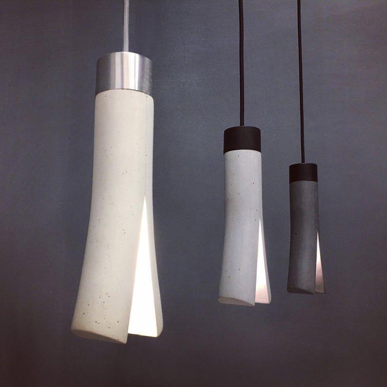Splitsen Van Beton Hanglamp Eettafel Licht Counter Top Lamp Bed Lamp Romantische Licht In 2020 Hanglamp Lampen Verlichting