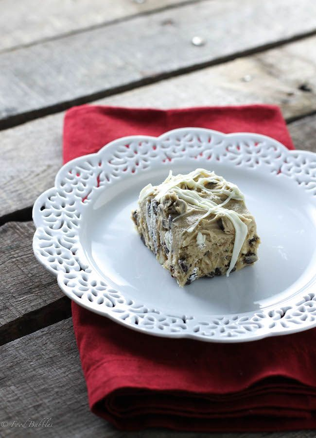 no bake cookie dough bars  recipe  top dessert recipe