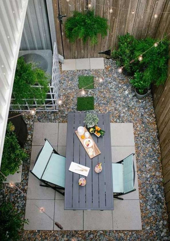 Did You Only Focus On The Design Of Interior But Ignore Your Courtyard Is Also Very Important That It First Sight Home For