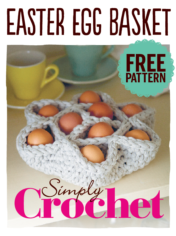 Perfect Easter gift, this pattern\'s incredibly easy to follow ...