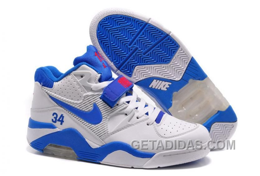 big sale 5e1f3 10365 Cheap Nike Air Force 180 Mid Charles Barkley WhitePhoto Blue-Red New  Release, Price 108.27 - Adidas Shoes,Adidas Nmd,Superstar,Originals
