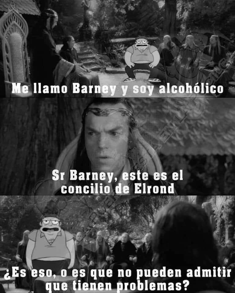 Barney Memes Don Meme Humor Grafico