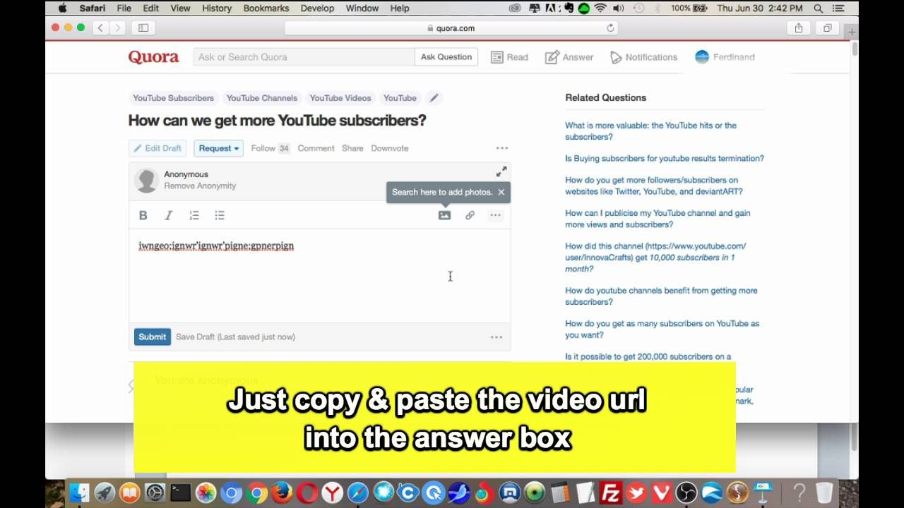 How To Get Youtube Subscribers And Views FREE & FAST And
