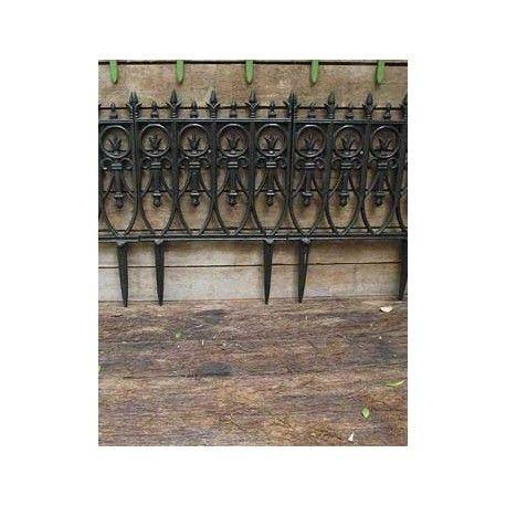 Victorian Garden Fence   R 1 195.00