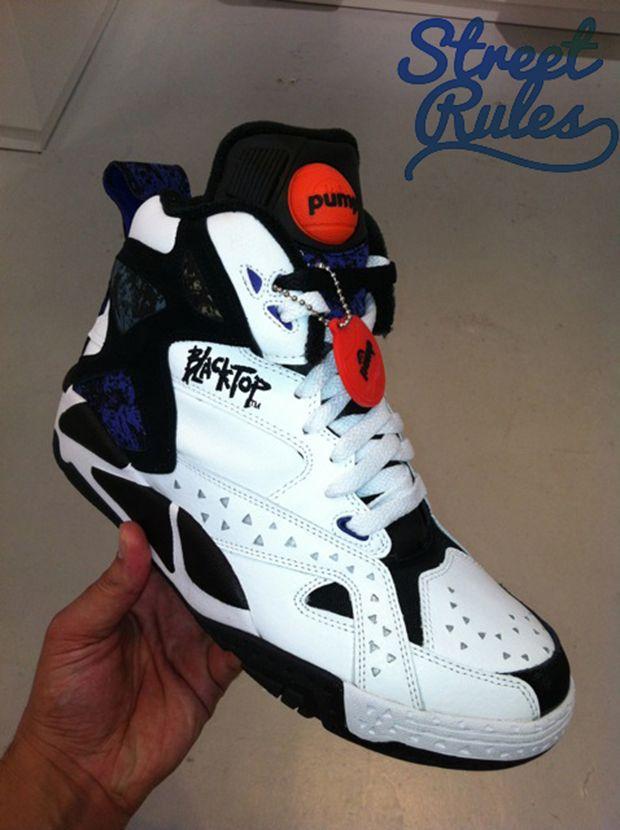 zapatos deportivos el más baratas compra original Reebok Pump Blacktop II Retro Preview | Reebok pump, Reebok retro ...
