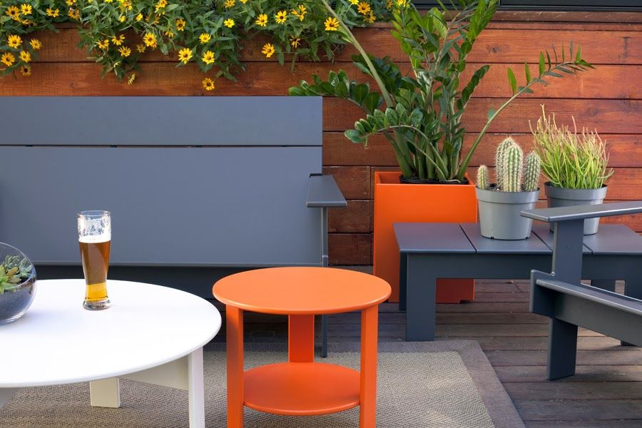 LOLL Designs Recycled Plastic Outdoor Furniture Available At - Loll outdoor furniture