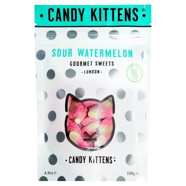 Https Cdn Livekindly Co Wp Content Uploads 2018 01 Vegan Plant Based News Candy Kittens Jpg With Images Fruit Gums Gourmet Sweets Unique Snacks