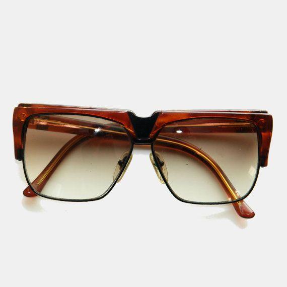e78ffc291cd LAURA BIAGIOTTI VINTAGE shades sunglasses 80 s avant garde style ...
