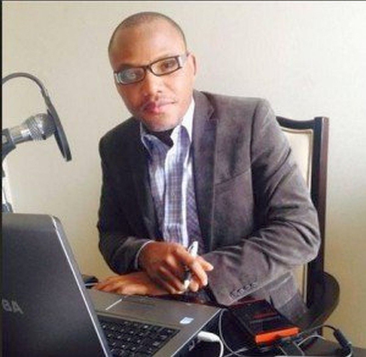 Court rejects Kanu's request for seized passports, money