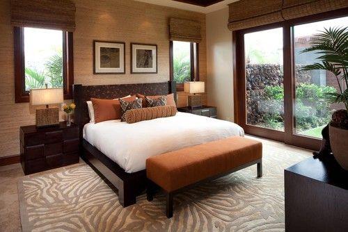 Hualalai earthy haven modern bedroom hawaii for Earthy bedroom inspiration