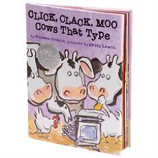 Click clack moo activity-student pretends they are their pet and write a letter to their owner...letter writing