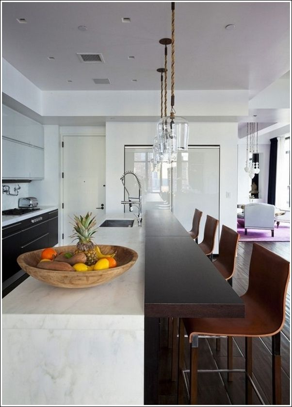 Use Fruits For Decoration Modern Kitchen Modern Kitchen Design Kitchen New York