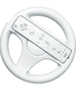 what if you made the steering wheel so that you can play the wii at the same time