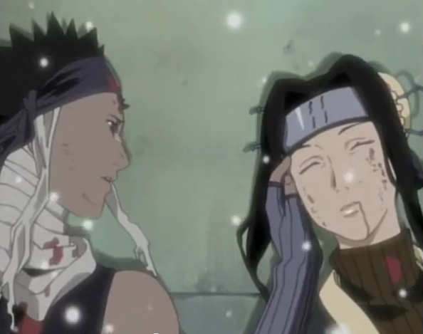 Zabuza and Haku - Naruto