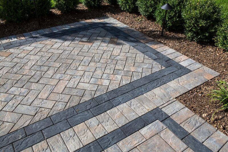 20 Stunning Outdoor Patio Paver Ideas For Your Home Pavers Backyard Outdoor Patio Pavers Paver Patio