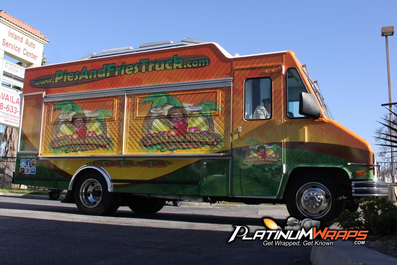 Food Truck Wraps Gallery Food Truck Taco Truck Wraps