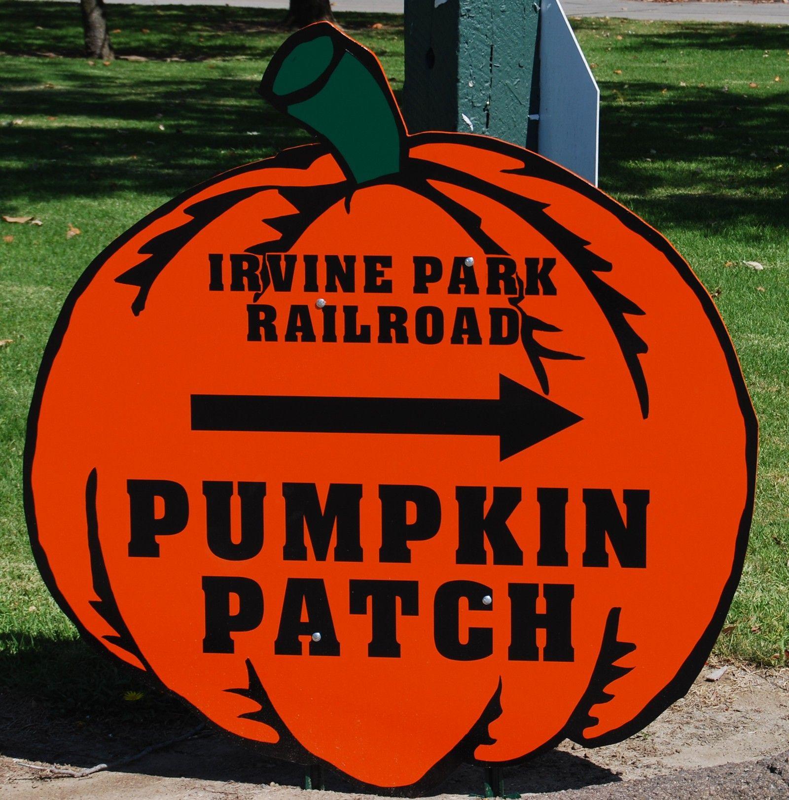 Irvine Park Railroad Pumpkin Patch Activity Tickets Us 9 30 Pumpkin Patch Activities Pumpkin Patch Irvine Park
